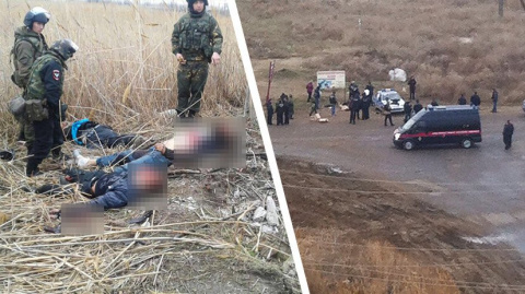 Ликвидация боевиков в Астрахани. Взрыв в Ростове