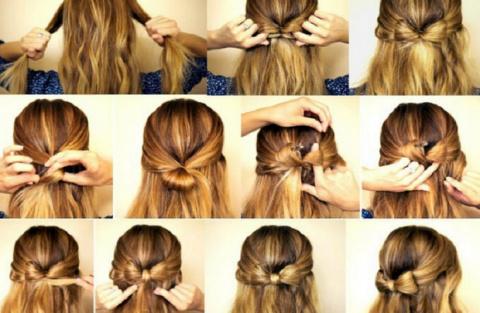 25 странных трюков для волос…