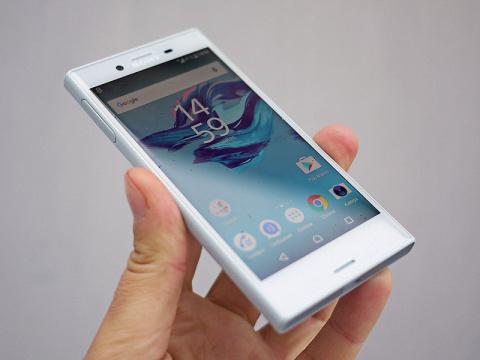 Обзор смартфона Sony Xperia …