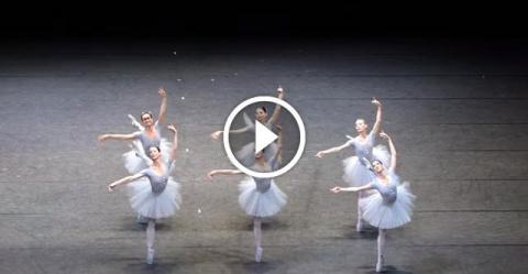 Никогда не думал, что буду смеяться во время балета. Это нечто!