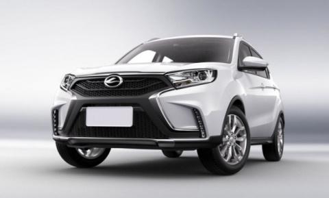 Китайский «клон» Lada Xray п…