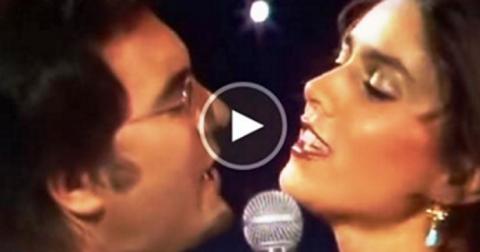 Великая песня о чувствах, которая была когда-то гимном всех влюбленных - наслаждайтесь!