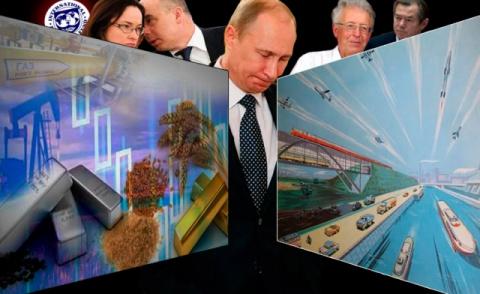 Раздвоение личности Путина: либерал и патриот