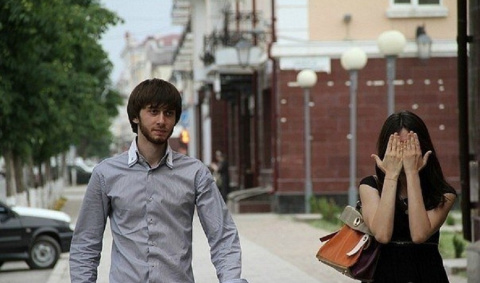 Русская + кавказец – happy e…