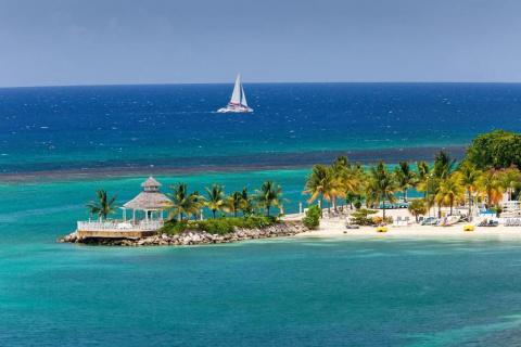 Ямайка. Аромат рома и марихуаны