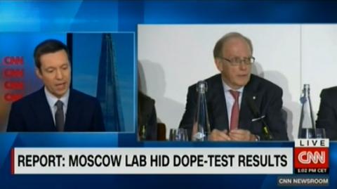 Макларен подкрепил обвинения российских атлетов «научными фактами»