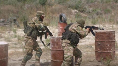 Террористы «Джебхат ан-Нусры…
