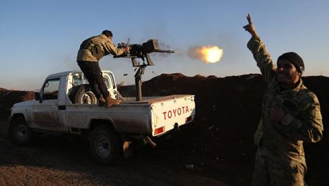 """""""Мы ответим на атаки"""". Курды рассказали о турецкой операции в Африне"""