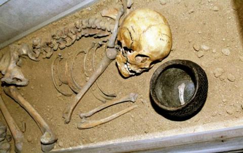 Новая находка археологов под…