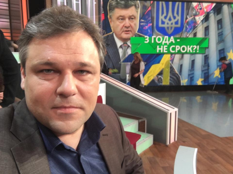 На Украине реальная истерика…