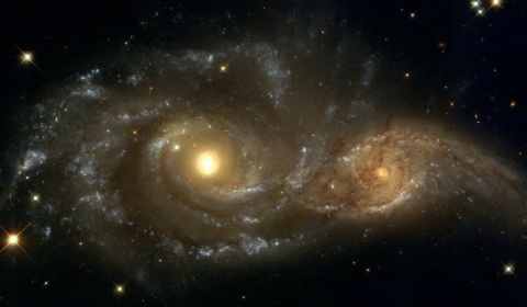 Ученые нашли край Млечного пути