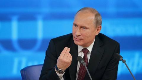 Путин рассказал, для чего СШ…