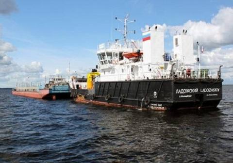 Многофункциональное судно «Л…