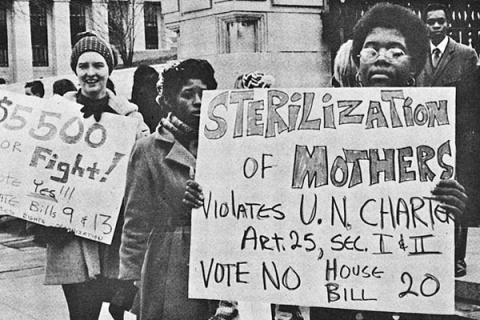 Принудительной стерилизация: как в США боролись за чистоту генофонда