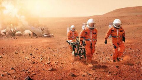 """Полетевшие к Марсу получат """"…"""
