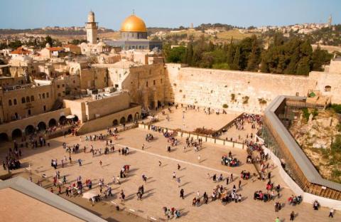 Израиль - столица Трех религий