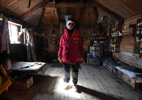 Близится битва за Антарктику?