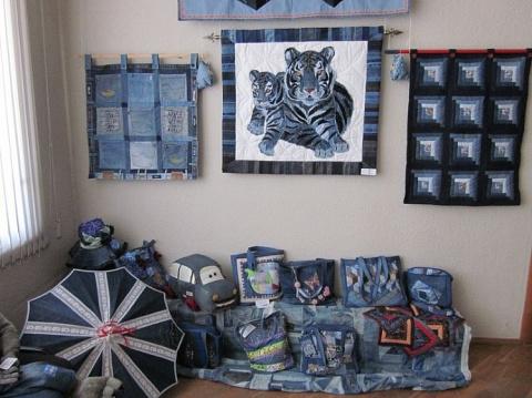 30 эксклюзивных идей переделки старых джинсов