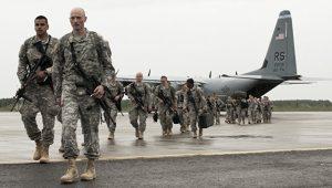 В Эстонию прибыло первое крупное подразделение батальона НАТО