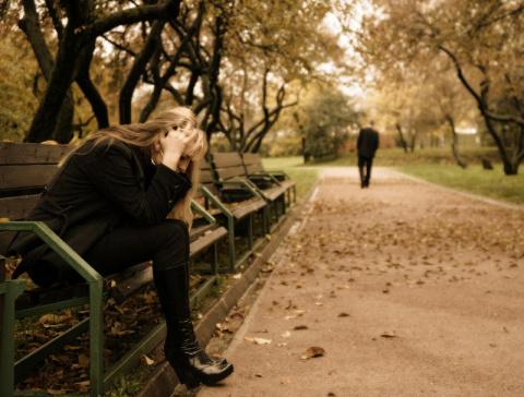 Мой муж ушел от меня... Реальная история...