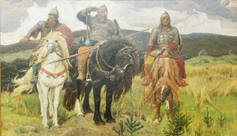 В Древней Руси не было бедня…