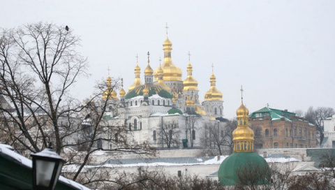 Ситуация вокруг Киево-Печерской лавры нормализовалась