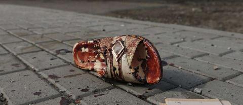 Война в Украине: 42 фотограф…