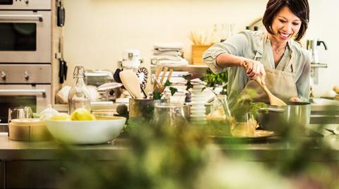 Ikea собрала кухню для слепого повара