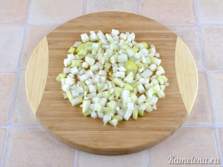 Печеночный паштет со сливками — 2 шаг