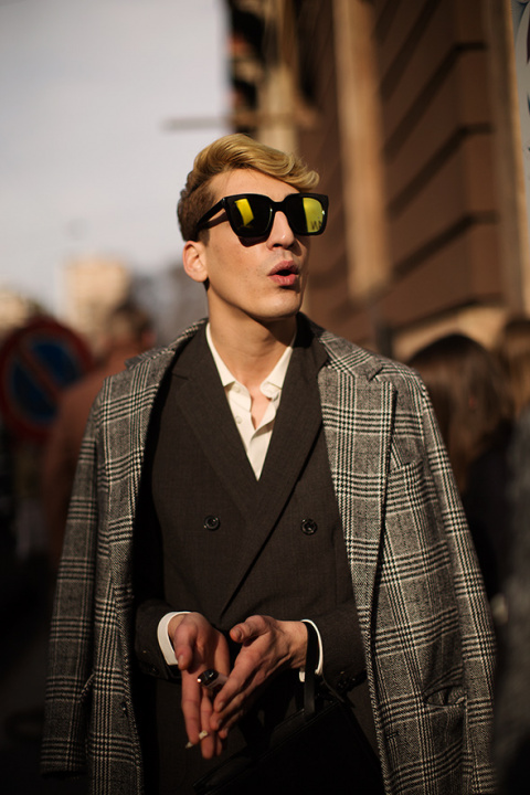 On the Street…Via Turati, Milan