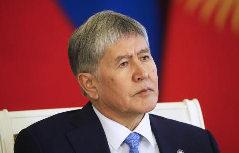Атамбаев: Киргизии угрожали …