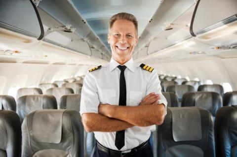 Как пассажир самолёта устроил пилоту взбучку