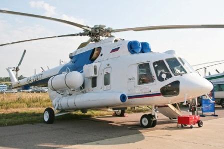 «Вертолеты России» впервые п…