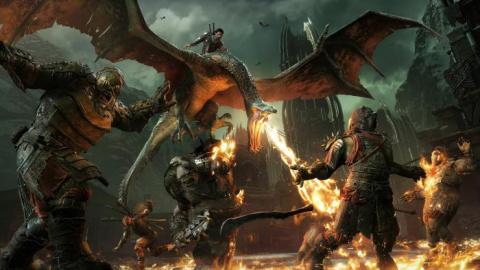 После концовки Middle-earth:…