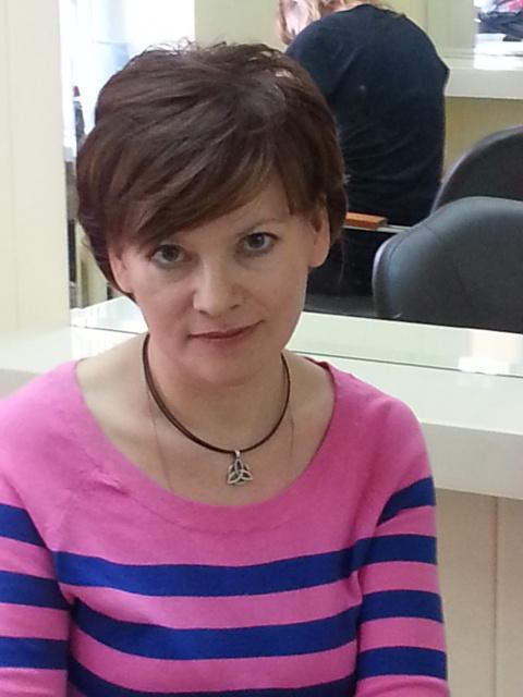 Ольга Еленкина