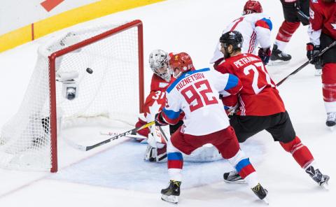Русские уперлись в потолок