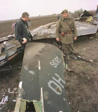 15 лет назад: конец невидимки. Как был потерян F-117A в Югославии.