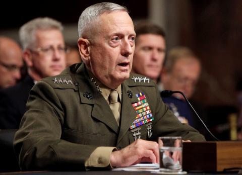 Трамп подтвердил намерение назначить Мэттиса главой Пентагона