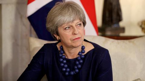 Британские спецслужбы предотвратили покушение на Терезу Мэй