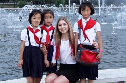 Детская дипломатия. Как школьница из России ездила в гости к Ким Чен Ыну