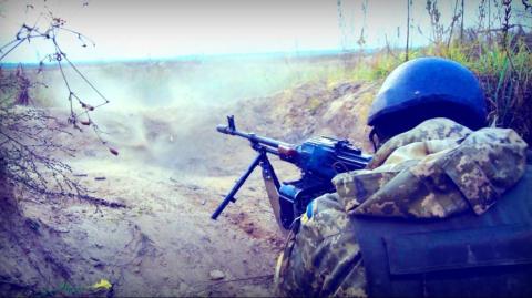 ДНР: украинские силовики поч…