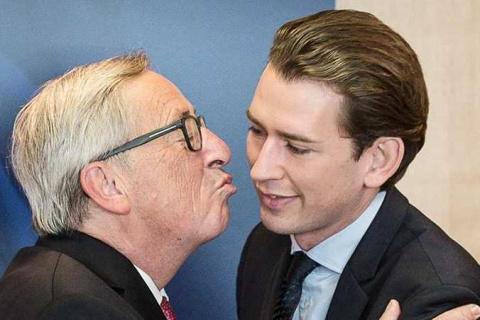 Старый педофил из ЕС и новый…