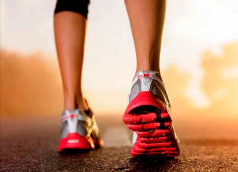 Сколько вам нужно ходить, чтобы начать постепенно сбрасывать вес