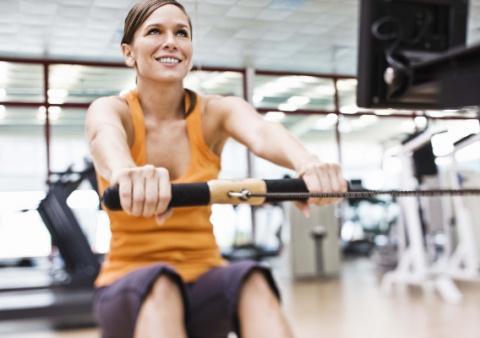 Фитнес от целлюлита: красота - в движении