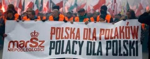 Польша задумала отгородиться…
