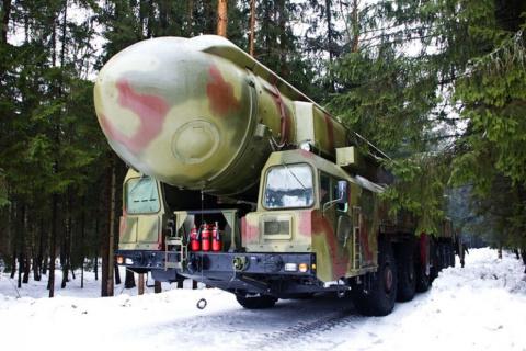 «Как раз на три штата хватит» — в Рунете обсуждают фразу командующего РВСН