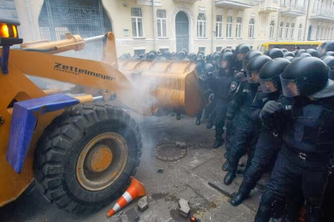 "Командир ""Беркута"" рассказал правду о зачистке Майдана"