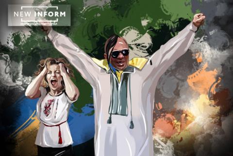 Глумливые украинцы озвучили …
