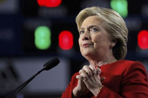 Клинтон назвала виновных в своем поражении на выборах