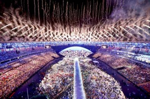 Яркие моменты Олимпиады в Ри…